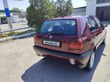 Volkswagen Golf 1992 года за 1 450 000 тг. в Тараз – фото 5