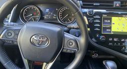 Toyota Camry 2019 года за 15 450 000 тг. в Караганда – фото 5