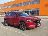 Mazda CX-5 2018 года за 10 600 000 тг. в Алматы – фото 3