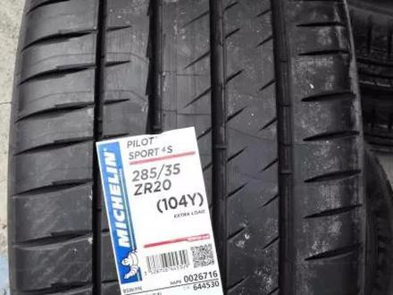 Шины Michelin 255/40/-285/35/r20 PS4 за 450 000 тг. в Алматы