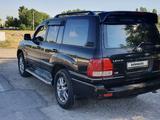 Lexus LX 470 1999 года за 5 300 000 тг. в Тараз – фото 3