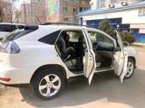 Lexus RX 400h 2008 года за 6 800 000 тг. в Алматы – фото 5