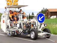 Hofmann  Hofmann машины для нанесения дорожной разметки 2020 года в Караганда