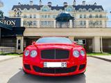 Bentley Continental GT 2009 года за 20 000 000 тг. в Нур-Султан (Астана) – фото 4