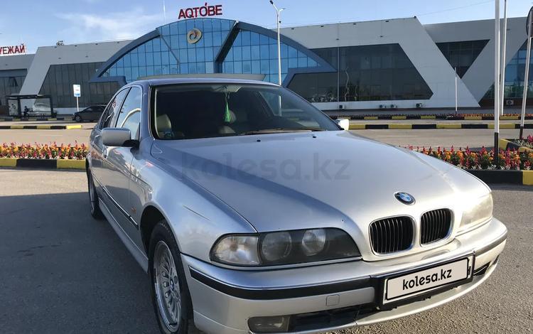BMW 520 1996 года за 2 300 000 тг. в Актобе