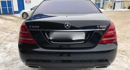 Mercedes-Benz S 500 2009 года за 13 500 000 тг. в Нур-Султан (Астана) – фото 5