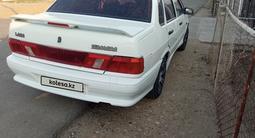 ВАЗ (Lada) 2115 (седан) 2010 года за 850 000 тг. в Тараз – фото 3