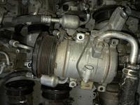 Toyota Hilux компрессор кондиционера за 50 000 тг. в Алматы