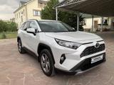 Toyota RAV 4 2020 года за 15 250 000 тг. в Тараз – фото 3