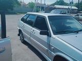 ВАЗ (Lada) 2114 (хэтчбек) 2008 года за 800 000 тг. в Жаркент – фото 4