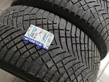 Разно широкий спорт пакет шипованные шины для Michelin BMW Porsche за 560 000 тг. в Алматы – фото 3