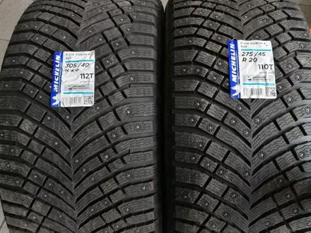 Разно широкий спорт пакет шипованные шины для Michelin BMW Porsche за 560 000 тг. в Алматы – фото 4