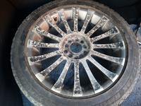 Литой диск на запаску с резиной 245/45/17 за 30 000 тг. в Нур-Султан (Астана)
