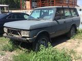 Land Rover Range Rover 1989 года за 1 000 000 тг. в Усть-Каменогорск