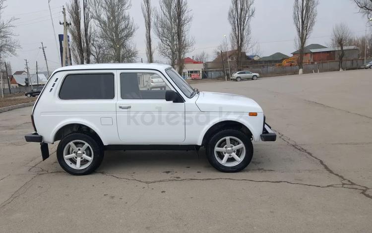 ВАЗ (Lada) 2121 Нива 2013 года за 1 750 000 тг. в Алматы