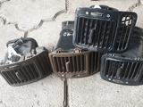Молдинги пластик воздухаводы обод спидометра молдинги Honda CRV за 3 000 тг. в Алматы – фото 2