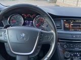 Peugeot 508 2012 года за 2 700 000 тг. в Шымкент