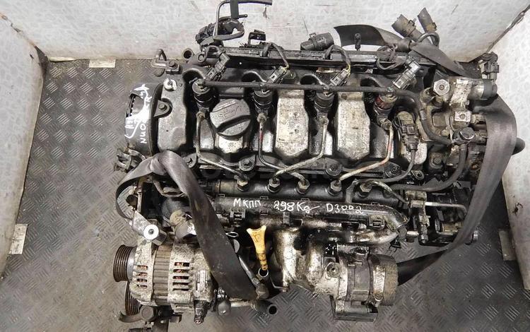 Двигатель d4ea Hyundai Santa Fe 2, 0 за 267 000 тг. в Челябинск