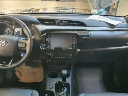 Toyota Hilux 2020 года за 20 500 000 тг. в Алматы – фото 4
