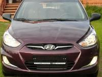 Фары фонари Hyundai: Accent Solaris за 2 000 тг. в Актобе