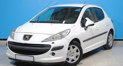 Peugeot 207 2007 года за 2 340 000 тг. в Алматы