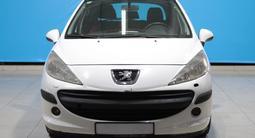 Peugeot 207 2007 года за 2 340 000 тг. в Алматы – фото 2