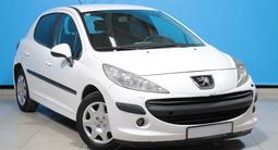 Peugeot 207 2007 года за 2 340 000 тг. в Алматы – фото 3