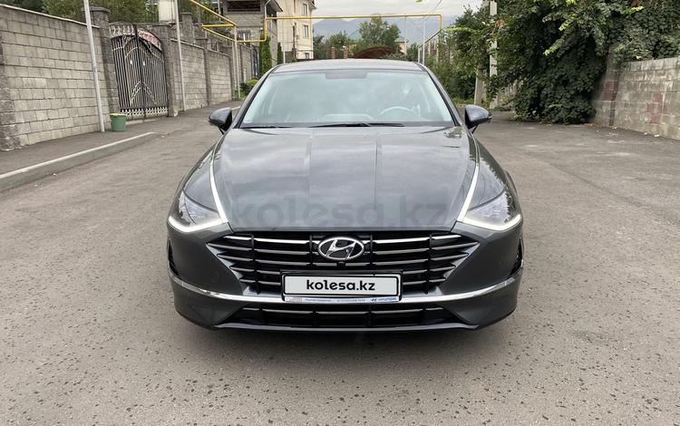 Hyundai Sonata 2021 года за 15 850 000 тг. в Нур-Султан (Астана)