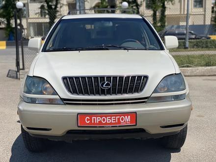 Lexus RX 300 1999 года за 3 800 000 тг. в Шымкент – фото 2