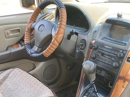 Lexus RX 300 1999 года за 3 800 000 тг. в Шымкент – фото 5