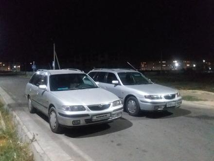 Mazda 626 1999 года за 2 500 000 тг. в Тараз – фото 9