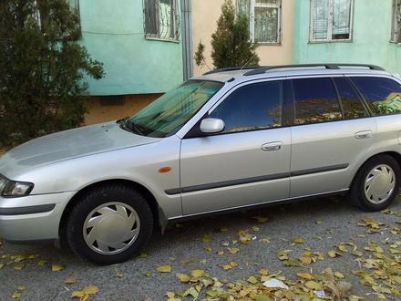 Mazda 626 1999 года за 2 500 000 тг. в Тараз – фото 4
