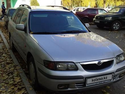 Mazda 626 1999 года за 2 500 000 тг. в Тараз – фото 5
