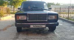 ВАЗ (Lada) 2107 2011 года за 1 350 000 тг. в Туркестан