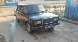 ВАЗ (Lada) 2107 2011 года за 1 350 000 тг. в Туркестан – фото 2