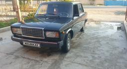 ВАЗ (Lada) 2107 2011 года за 1 350 000 тг. в Туркестан – фото 3
