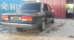 ВАЗ (Lada) 2107 2011 года за 1 350 000 тг. в Туркестан – фото 5