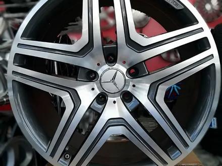 Новые авто диски р21 AMG Mercedes G-class за 280 000 тг. в Алматы