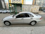 Mercedes-Benz C 200 2003 года за 3 200 000 тг. в Караганда – фото 3