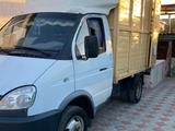 ГАЗ ГАЗель 2007 года за 2 100 000 тг. в Тараз – фото 3