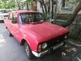 Москвич 412 1986 года за 450 000 тг. в Алматы