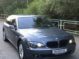 BMW 740 2005 года за 4 800 000 тг. в Караганда – фото 2