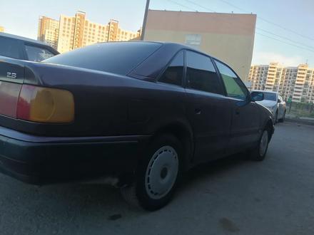 Audi 100 1994 года за 1 200 000 тг. в Нур-Султан (Астана) – фото 5