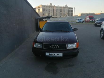 Audi 100 1994 года за 1 200 000 тг. в Нур-Султан (Астана) – фото 4