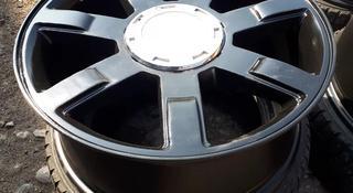 Диски Cadillac Escalade r22 (6*139.7) на любые авто по параметрам за 165 000 тг. в Алматы