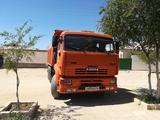 КамАЗ  6520 2006 года за 5 500 000 тг. в Актау – фото 4