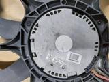 Основной вентилятор на Mercedes W164 W221 W211 W204 W203 W220… за 100 000 тг. в Алматы – фото 2