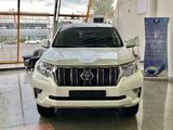 Toyota Land Cruiser Prado 2021 года за 27 500 000 тг. в Алматы – фото 2