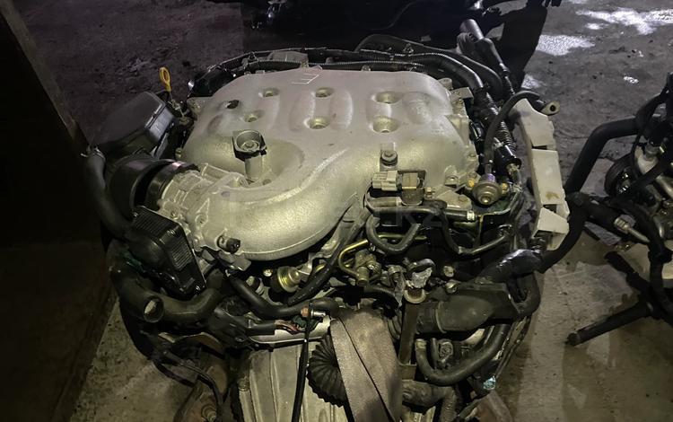 Контрактный двигатель VQ35DE VQ35 DE Infinity за 420 000 тг. в Семей
