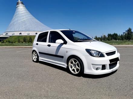 Hyundai Click 2009 года за 3 500 000 тг. в Нур-Султан (Астана) – фото 2